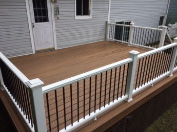 Trex Transcend Decking and Railings