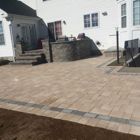 Exit Deck and Patio