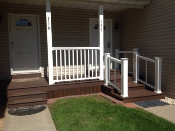 Trex Transcend Porch