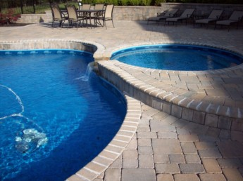 Hot Tub Pool Patio