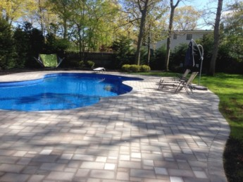 Inground Pool Patio