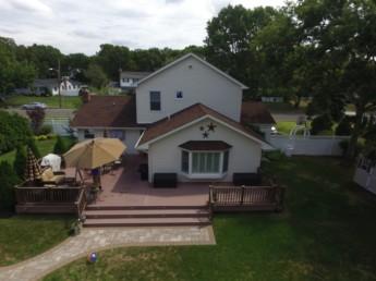 Trex House Deck