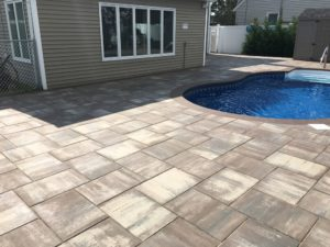 XL Brick Patio
