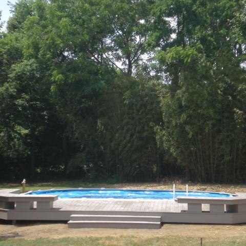Azec Pool Deck