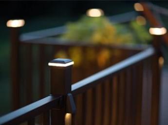 Trex Reveal Railing Charcoal Black